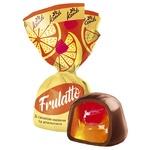 Конфеты Конти Frulatto со вкусом малины и апельсина