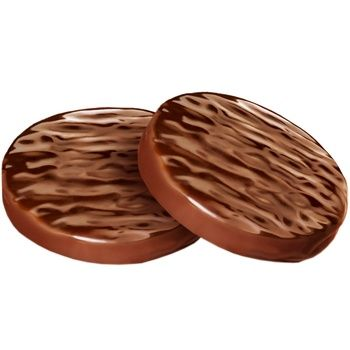 Печенье Konti Артемон глазированное