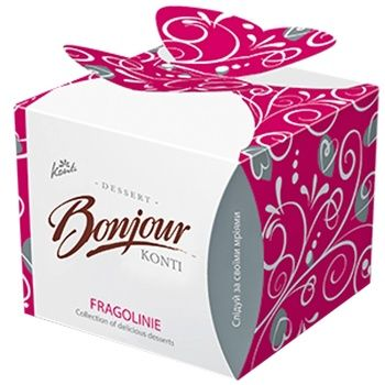 Набор подарочный Конти Bonjour MoNami 175г