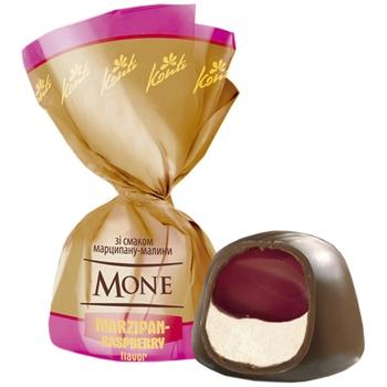 Конфеты Mone со вкусом марципана и малины