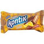 Пирожное бисквит Конти Super Kontik с ароматом шоколада и апельсина 50г