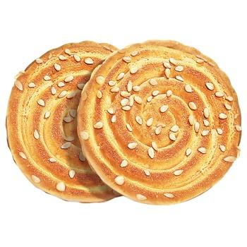 Печенье Konti Карапуз с кунжутом