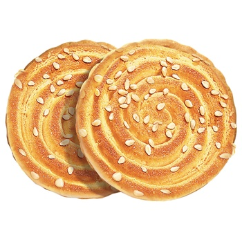 Печенье Конти Карапуз с кунжутом