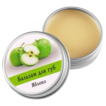Balsam Aromatika with apple for lips 10g - buy, prices for MegaMarket - image 1