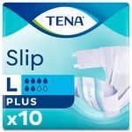 Подгузники Tena Slip Plus Large взрослых 10шт