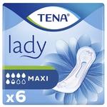 Прокладки Tena Lady Maxi урологические 6шт
