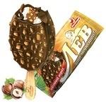 Мороженое Лакомка Лев Ванильно-ореховое 85г