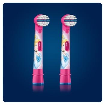 Сменные насадки для электрических зубных щеток Oral-B Stages Power EB10-2K с +3 лет 2шт - купить, цены на Фуршет - фото 6