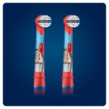 Oral-B Disney Brush Heads for Electric Toothbrush 2pcs - buy, prices for Furshet - image 7