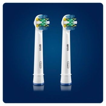 Oral-B Floss Action EB25 Brush Heads for Electric Toothbrushes 2pcs - buy, prices for Furshet - image 3