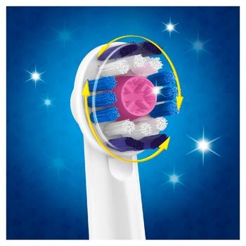 Насадки для електричних щіток Oral-B 3D White 2шт - купити, ціни на Восторг - фото 3