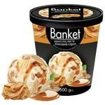 Lasunka Banket Maple Syrup Ice Cream 500g