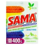 Sama Mountain Freshness Washing Powder Automatic Phosphate-free 400g