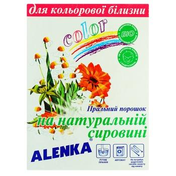 Стиральный порошок Alenka Color универсальный 450г