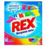 Порошок стиральный Rex Колор 350г