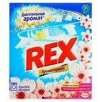 Rex Aromadream Washing powder Japan garden 350g