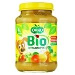 Ovko for children from 4 months multifruit puree 190g