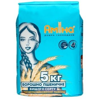 Amina flour 5000g