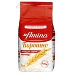 Мука Amina пшеничная из твердых сортов 1кг
