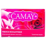 Camay Romantic Soap 85g - buy, prices for CityMarket - photo 1