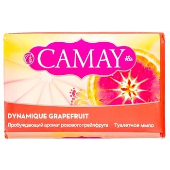 Мыло туалетное Camay Динамик 85г - купить, цены на Фуршет - фото 1