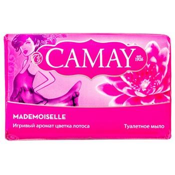 Мило туалетне CAMAY Мадемуазель 85г - купити, ціни на CітіМаркет - фото 1