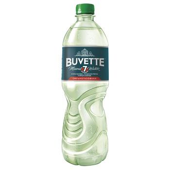 Вода Buvette №7 сильногазована 0.5л - купити, ціни на Фуршет - фото 1