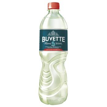 Вода Buvette №5 минеральная сильногазированная 1,5л