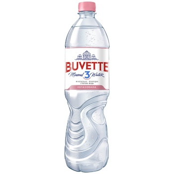 Buvette non-aerated water 750ml - buy, prices for Furshet - image 1