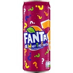 Fanta What the Fanta Carbonated beverage 330ml