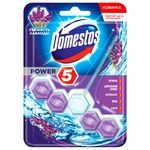 Блок туалетный Domestos Power 5 Свежесть лаванды 55г