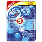 Domestos Power 5 Ocean Freshness Toilet Block 55g