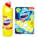 Domestos With Lemon Freshness Aroma 1L