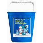 Domestos CIF Set For Cleaning With Bucket