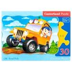 Іграшка-Пазл Castorland 30 транспорт