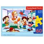 Іграшка-Пазл Castorland 60 тварини