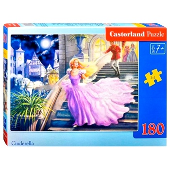 Castorland Puzzles For Girls 180 Elements - buy, prices for Tavria V - image 1