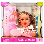 Defa Lucy How to Create a Hairstyle Toy Set