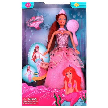 Defa Lucy Mermaid Doll - buy, prices for MegaMarket - image 1