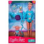 Кукольный набор Defa Lucy Гимнастика