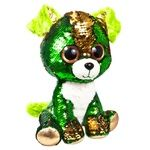 Fancy Soft Toy Puppy Emerald