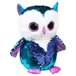 Fancy Soft Toy Owl Topaz