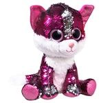 Fancy Ametyst Kittie Soft Toy