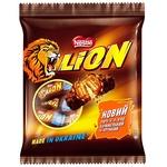 Конфеты NESTLÉ® LION® Стандарт вафельные 182г