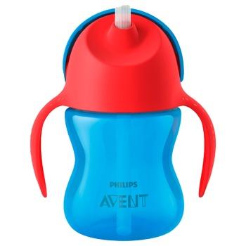 Чашка-поилка Avent 210мл