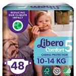 Libero Comfort 5 Diapers 10-14kg 48pcs