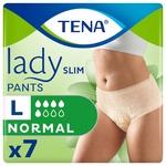 Урологические трусы TENA Lady Slim Pants Normal для женщин  размер Large 7шт