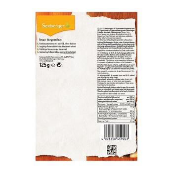 Суміш Seeberger Горіхи з оливками 125г - купити, ціни на МегаМаркет - фото 2