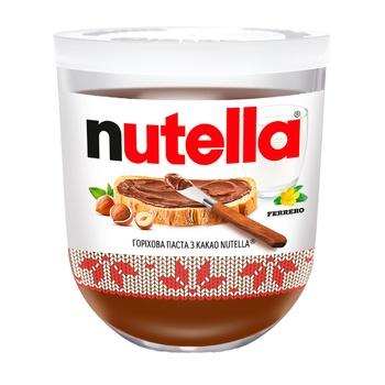 Горіхова паста Nutella з какао 200г - купити, ціни на Восторг - фото 3
