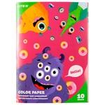 Бумага цветная А5 Kite Jolliers 10л 10цв